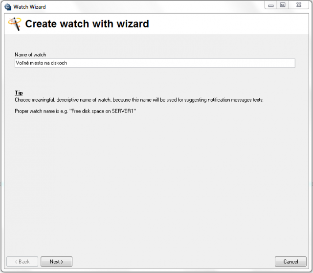 Launch of Watch Wizard