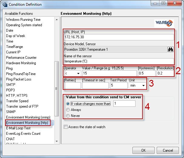 Image: Enviroment Monitoring (HTTP)