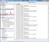 C-Monitor Current Log zobrazený cez scheduler C-Monitor klienta