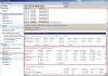 Odoslané a prijaté dáta  pre TCP a UDP pakety