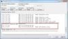 Príklad výstupu z IP scannera s nájdenými IP adresami cez ARP