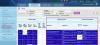 História online informácií v tabuľkovej forme s vyznačením stĺpcov s TOP procesmi